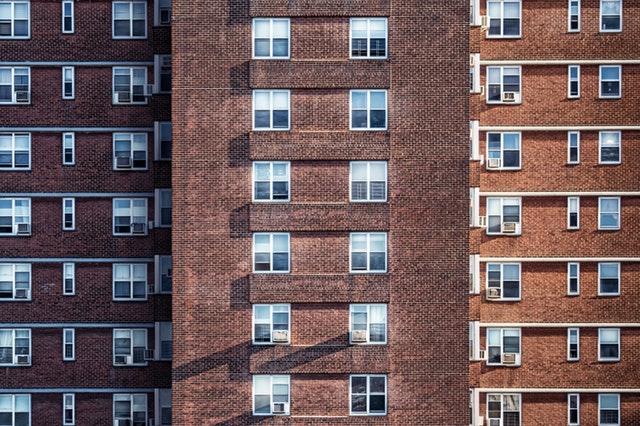 Blokk leilighet rekkehus skjeggkre